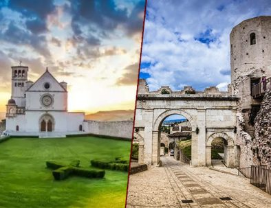 Assisi and Spello tour