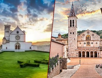 assisi and spoleto day tour
