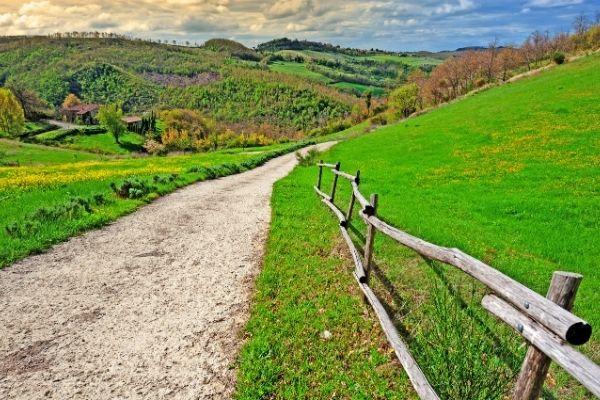 landascape Umbria