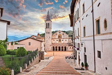 Italy-town-spoleto-umbria