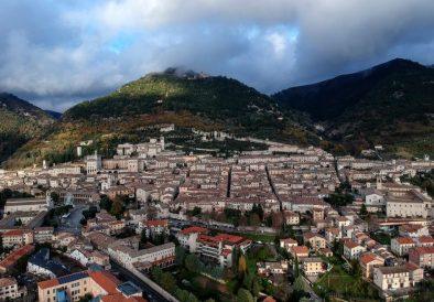 Gubbio city