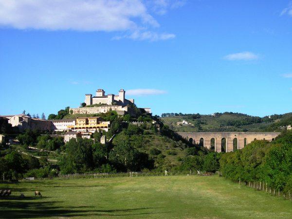 spoleto view